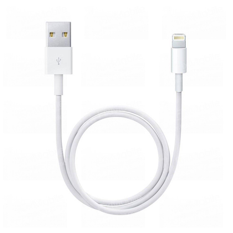Кабель для Apple (USB - Lightning) белый Премиум