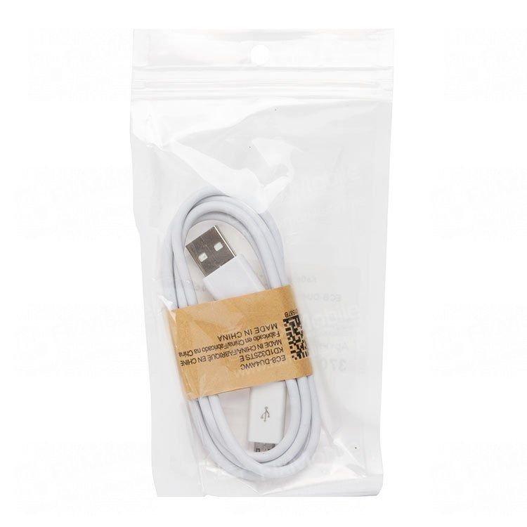 Кабель для Samsung (USB - micro-USB) белый